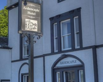 Ardencaple Hotel by Greene King Inns - Хеленсбург - Здание
