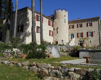 Chateau de la Rode - Aumessas - Building
