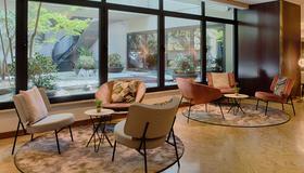 NH Roma Villa Carpegna - Roma - Recepción