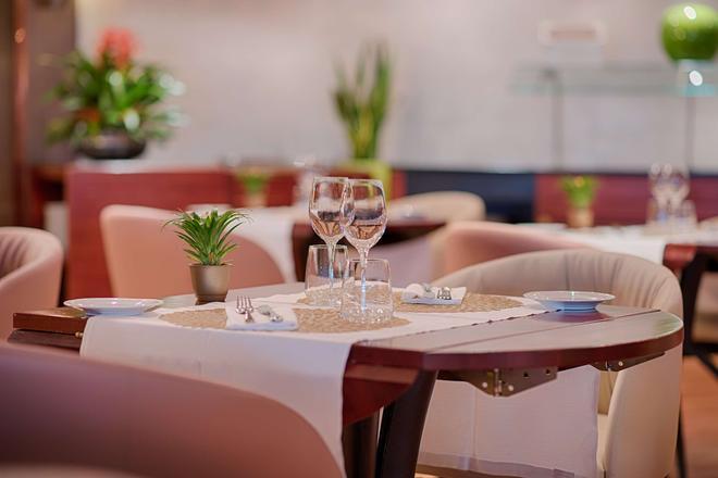 NH Roma Villa Carpegna - Rome - Restaurant
