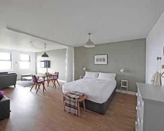 John O'Groats - Wick - Bedroom