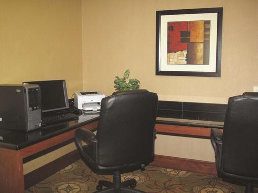 La Quinta Inn & Suites by Wyndham Lawton / Fort Sill - Lawton - Aίθουσα συνεδριάσεων