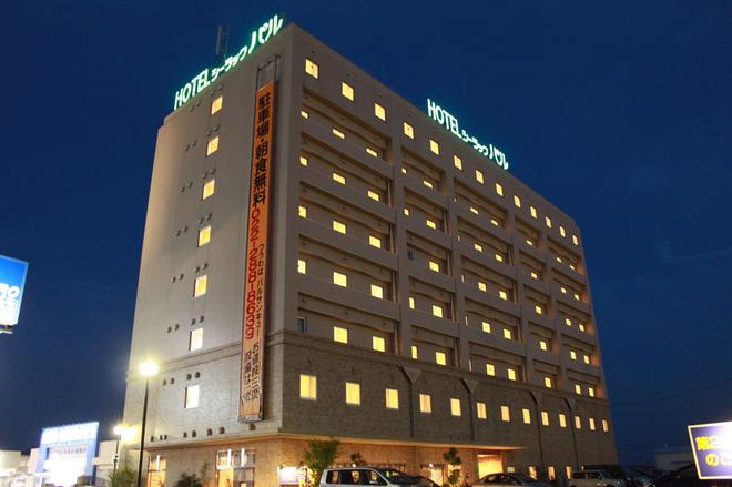 仙台帕爾海運来酒店 - 仙台 - 建築