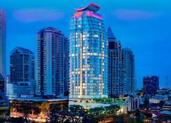 Sathorn Vista, Bangkok - Marriott Executive Apartments - Bangkok - Edificio