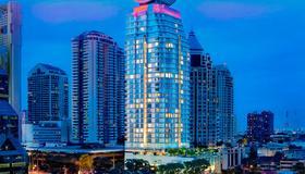 Sathorn Vista, Bangkok - Marriott Executive Apartments - Bangkok - Bâtiment