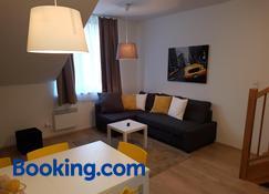 Apartmán Na Svahu 3+kk, Dolní Morava - Dolní Morava - Living room