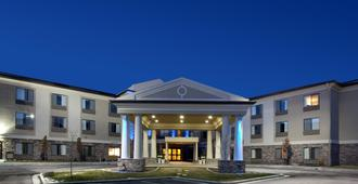 Holiday Inn Express Hotel & Stes Salt Lake City-Airport East, An Ihg Hotel - סולט לייק סיטי