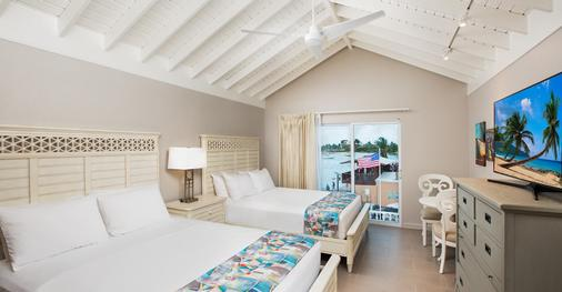 Hotel Caravelle - Christiansted - Bedroom