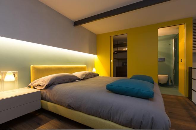 Le Quattro Dame Luxury Suites - Rome - Bedroom