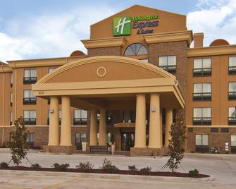 Holiday Inn Express & Suites Jackson/Pearl Intl Airport - Pearl - Edificio