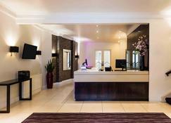 Mercure Aberdeen Caledonian Hotel - อเบอร์ดีน - แผนกต้อนรับส่วนหน้า
