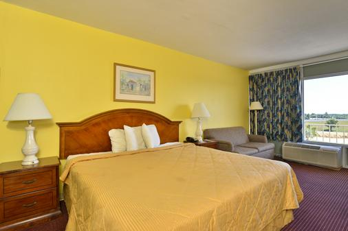 Americas Best Value Inn Cocoa Port Canaveral - Cocoa - Bedroom