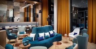 Holiday Inn Hamburg - Hafencity - Hamburgo - Lounge