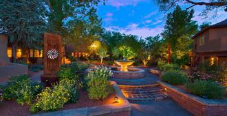 La Posada de Santa Fe, A Tribute Portfolio Resort & Spa - סנטה פה - נוף חיצוני