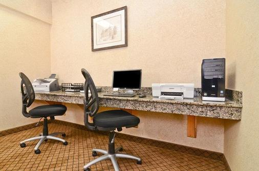 Best Western Macomb Inn - Macomb - Business centre