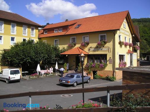 Gasthaus Breitenbach - Bad Brueckenau - Building