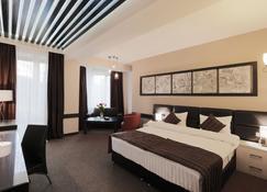 Diamond House Hotel - Eriwan - Schlafzimmer