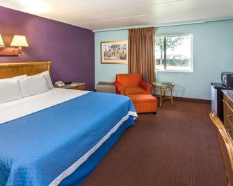 Days Inn by Wyndham Portage - Portage - Slaapkamer