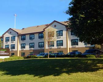 Extended Stay America - Chicago - Romeoville -Bollingbrook - Romeoville - Building