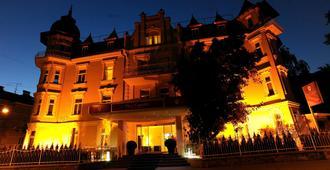 Villa Carlton - Salisburgo - Edificio