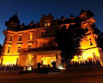 Villa Carlton - Salzburgo - Edificio