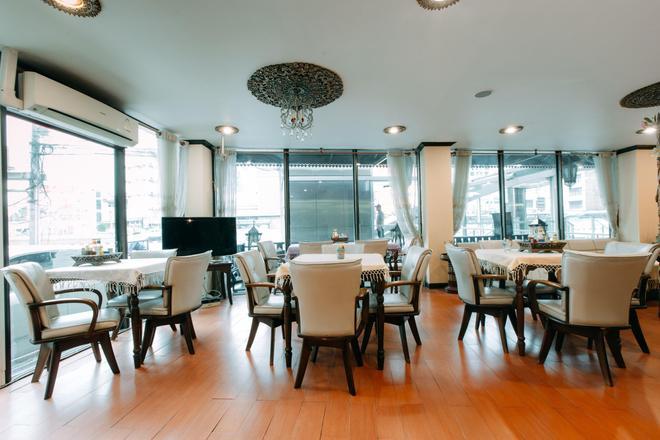 Sk Boutique Maha Nakhon - Бангкок - Ресторан