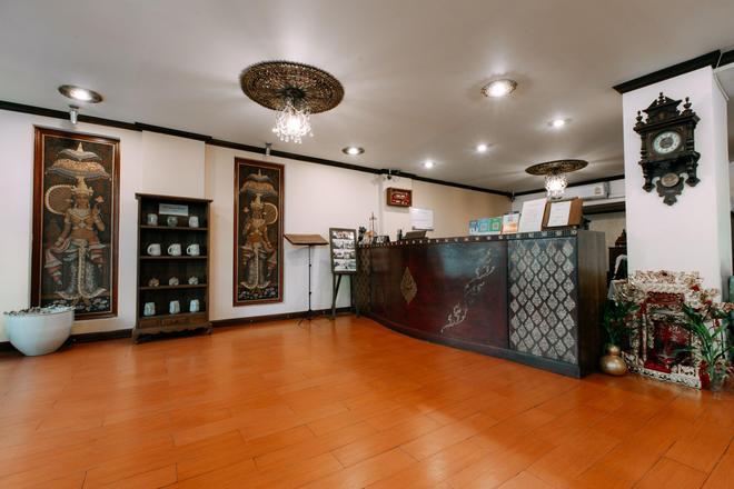 Sk Boutique Maha Nakhon - Μπανγκόκ - Ρεσεψιόν
