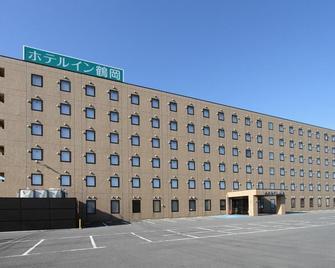 Hotel Inn Tsuruoka - Tsuruoka - Bygning