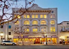 The Monterey Hotel - Monterey - Building