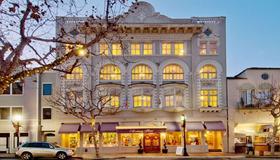The Monterey Hotel - Monterey - Building