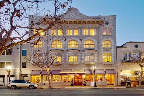 The Monterey Hotel - Monterey - Κτίριο