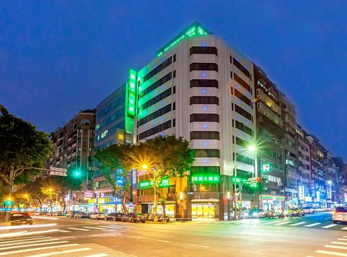 Green World Linsen - Taipei - Edifício