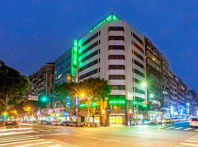 Green World Linsen - Taipei (Đài Bắc) - Toà nhà