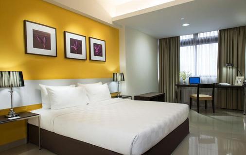 Fahrenheit Suites Kuala Lumpur - Kuala Lumpur - Bedroom