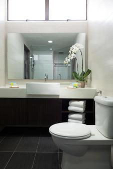 Fahrenheit Suites Kuala Lumpur - Kuala Lumpur - Bathroom