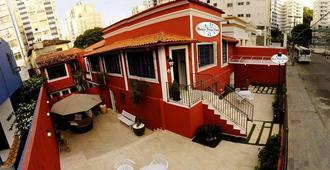 Bahia Prime Hostel - Salvador - Building