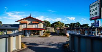 Charles Court Motel - Greymouth - Rakennus