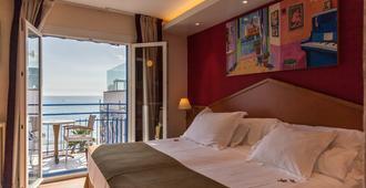 Platjador Hotel - סיטגס - חדר שינה