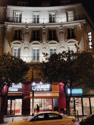 Citotel de l'Univers - Angers - Building