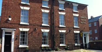 Abbots Mead Hotel - Shrewsbury - Edifício