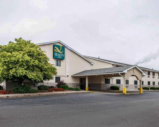 Quality Inn South - Indianapolis - Toà nhà