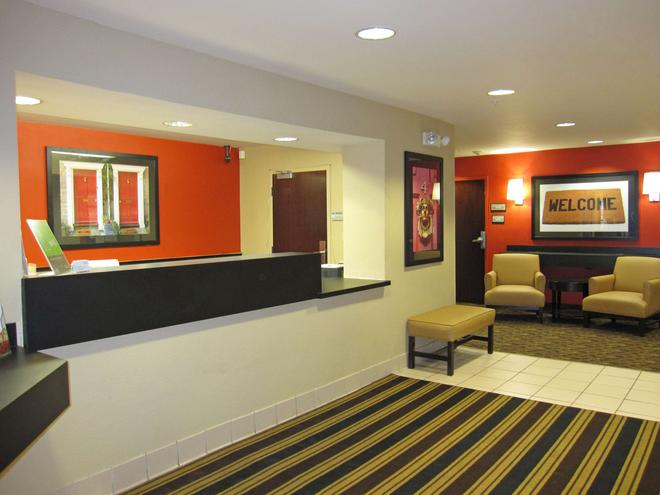 Extended Stay America San Jose - Milpitas - Milpitas - Front desk