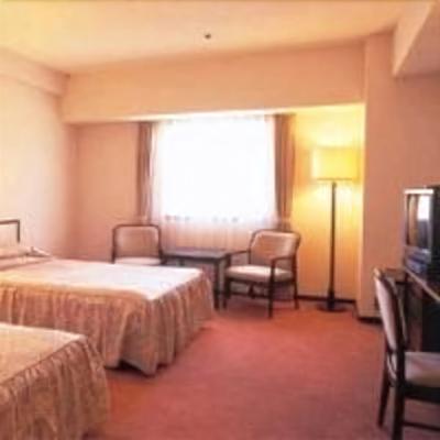 新塚本飯店 - 千葉市 - 臥室