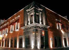 Casona de la China Poblana - Puebla de Zaragoza - Edificio