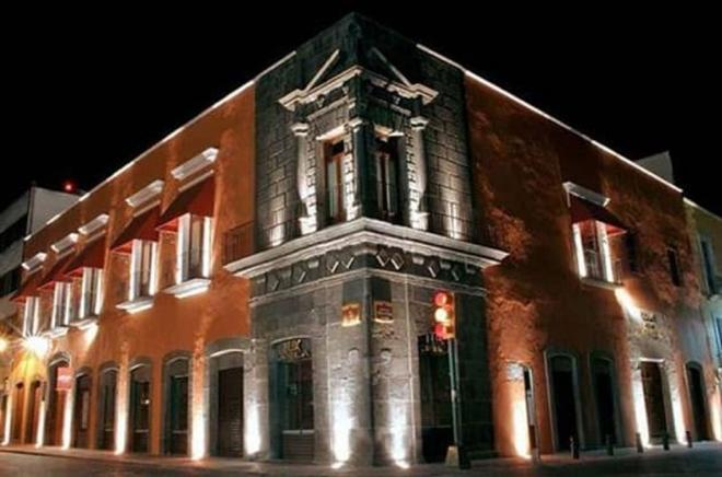 Casona De La China Poblana - Puebla City - Κτίριο