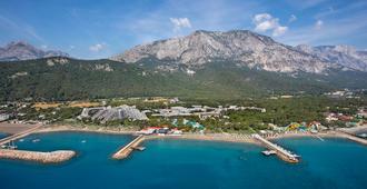 Rixos Sungate - Antalya - Dış görünüm