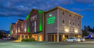 Aspen Suites Hotel Anchorage - אנקוראג' - בניין