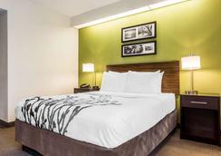 Sleep Inn Charleston - West Ashley - Charleston - Phòng ngủ