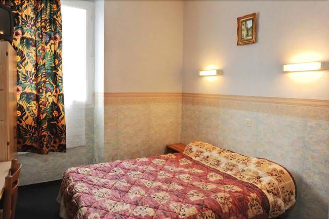 Hôtel Marial - Лурд - Спальня
