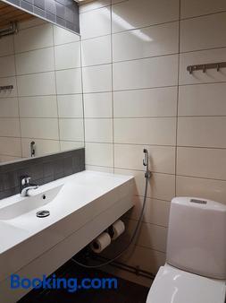 Sport Hotel Kantri - Kankaanpää - Bathroom